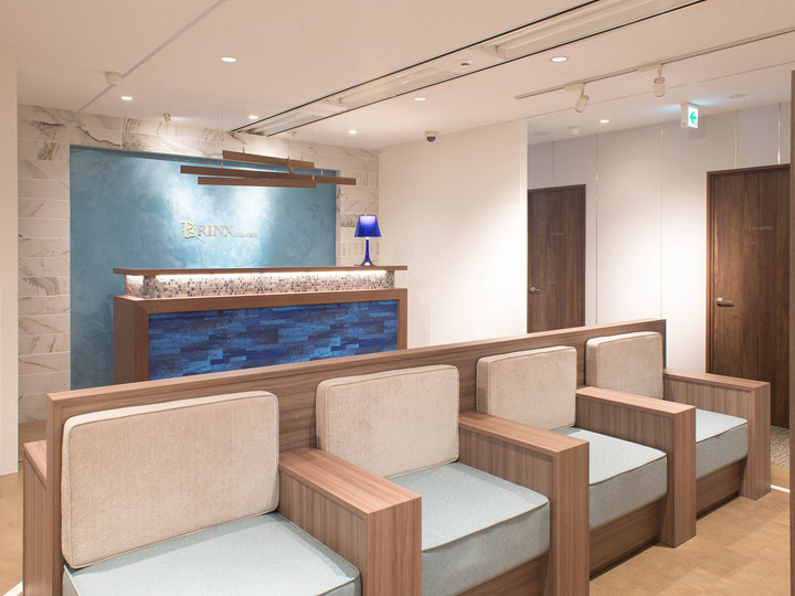 RINX広島本通店 メンズ脱毛サロンスタッフ月収50〜70万円以上可能(将来の幹部候補募集)