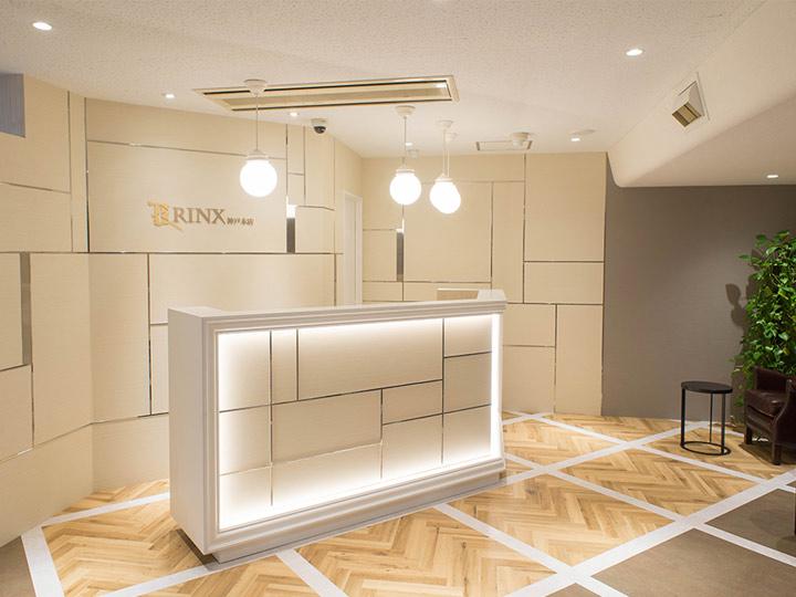 RINX神戸本店メンズ脱毛サロンスタッフ月収50〜70万円以上可能(将来の幹部候補募集)