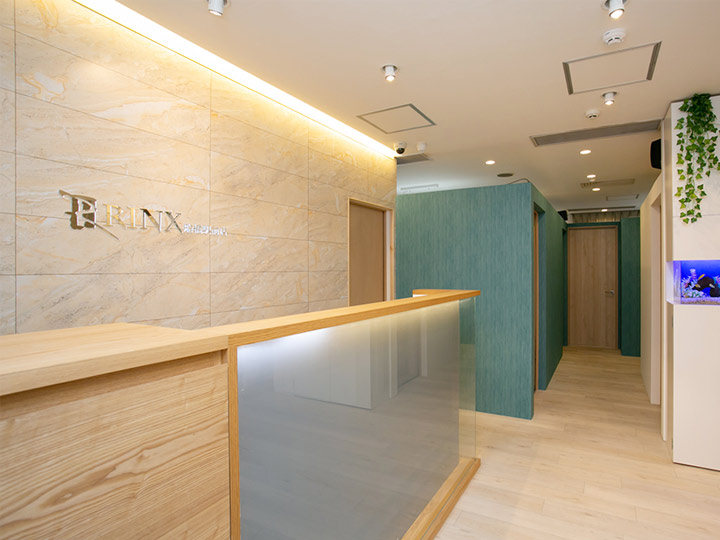 RINX船橋駅前店 メンズ脱毛サロンスタッフ月収50〜70万円以上可能(将来の幹部候補募集)