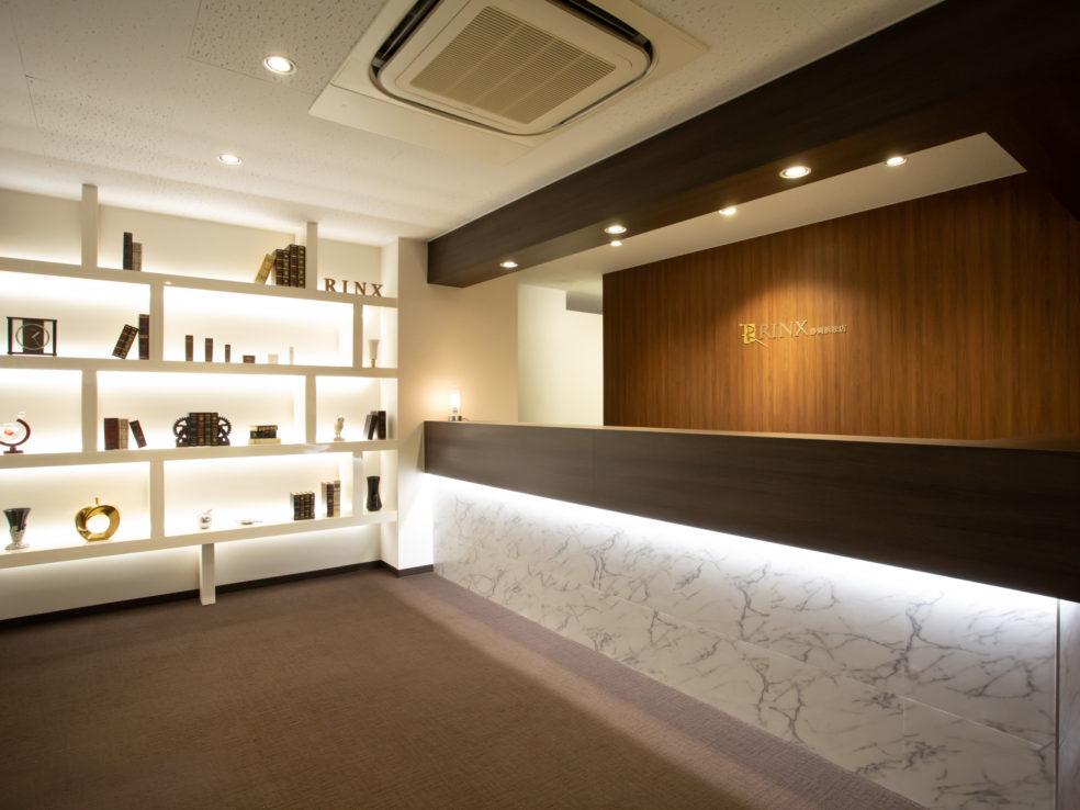 RINX静岡浜松店メンズ脱毛サロンスタッフ月収50〜70万円以上可能(将来の幹部候補募集)
